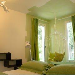 Отель Kolor B&B Лечче комната для гостей фото 3