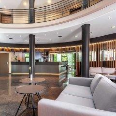 Отель NH München Unterhaching Германия, Унтерхахинг - 1 отзыв об отеле, цены и фото номеров - забронировать отель NH München Unterhaching онлайн гостиничный бар