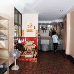 Sureena Hotel Паттайя питание