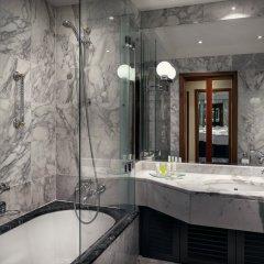 Отель Art Nouveau Palace Прага ванная