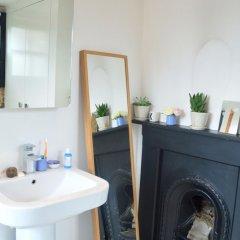 Апартаменты Spacious Apartment for 4 in Trendy Shoreditch ванная фото 2
