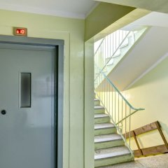 Апартаменты Dom & House - Level Eleven Apartment Sea View интерьер отеля фото 2