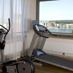 Отель Spar Hotel Majorna Швеция, Гётеборг - отзывы, цены и фото номеров - забронировать отель Spar Hotel Majorna онлайн фитнесс-зал фото 4