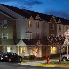 Отель Towneplace Suites Baltimore Fort Meade Аннаполис-Джанкшн парковка