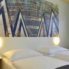 Отель B&B Hotel Leipzig-Nord Германия, Нордост - отзывы, цены и фото номеров - забронировать отель B&B Hotel Leipzig-Nord онлайн комната для гостей фото 5