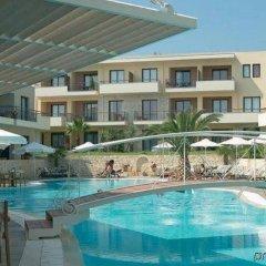 Отель Renaissance Hanioti Resort Греция, Ханиотис - отзывы, цены и фото номеров - забронировать отель Renaissance Hanioti Resort онлайн бассейн фото 2