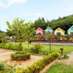 Отель Pyeongchang Sky Garden Pension Южная Корея, Пхёнчан - отзывы, цены и фото номеров - забронировать отель Pyeongchang Sky Garden Pension онлайн фото 10