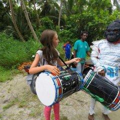 Отель Beach Home Kelaa Мальдивы, Келаа - отзывы, цены и фото номеров - забронировать отель Beach Home Kelaa онлайн приотельная территория фото 2