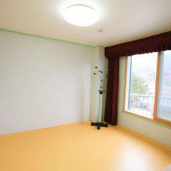 Отель Boosung Park Motel Южная Корея, Пхёнчан - отзывы, цены и фото номеров - забронировать отель Boosung Park Motel онлайн комната для гостей фото 2