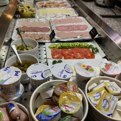 Отель Fürstenhof Германия, Брауншвейг - отзывы, цены и фото номеров - забронировать отель Fürstenhof онлайн питание фото 3