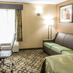 Отель Quality Inn & Suites Колумбус комната для гостей фото 5