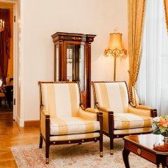 Гостиница Петровский Путевой Дворец 5* Улучшенные апартаменты с разными типами кроватей фото 5