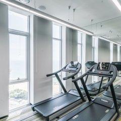 Отель ibis Ambassador Busan Haeundae фитнесс-зал