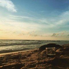 Отель Larns Villa пляж