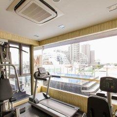 Parc Sovereign Hotel - Tyrwhitt фитнесс-зал фото 3