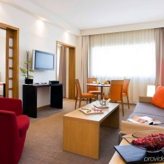 Отель Novotel Casablanca City Center комната для гостей