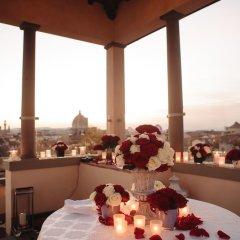 Four Seasons Hotel Firenze балкон