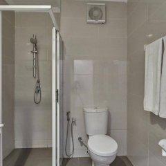 Coral Sands Hotel Хиккадува ванная