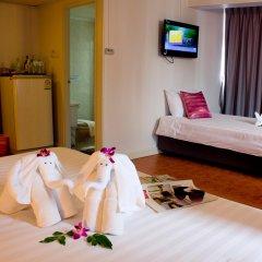 On Hotel Phuket 3* Стандартный номер с различными типами кроватей фото 8