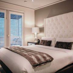 Отель The Mosaic Beverly Hills Беверли Хиллс комната для гостей фото 4