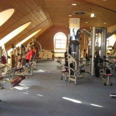 Kim Hotel Dresden фитнесс-зал