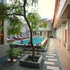 Отель Kaani Village & Spa балкон
