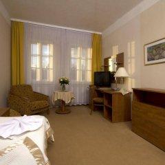 Отель Pawlik Чехия, Франтишкови-Лазне - отзывы, цены и фото номеров - забронировать отель Pawlik онлайн комната для гостей фото 4