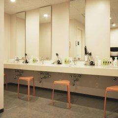 Отель First Cabin Akihabara Япония, Токио - отзывы, цены и фото номеров - забронировать отель First Cabin Akihabara онлайн ванная