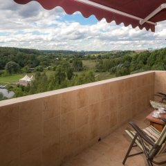 Гостиница Планерное балкон