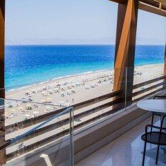 Отель Bellevue Suites Греция, Родос - отзывы, цены и фото номеров - забронировать отель Bellevue Suites онлайн балкон