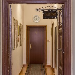 Отель Persepolis Rome интерьер отеля