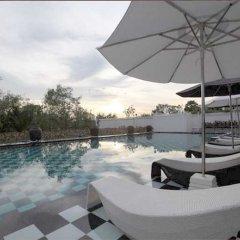 Отель Chloe Gallery Вьетнам, Хошимин - отзывы, цены и фото номеров - забронировать отель Chloe Gallery онлайн бассейн фото 3
