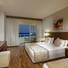 Отель Roma Beach Resort & Spa Сиде комната для гостей фото 4