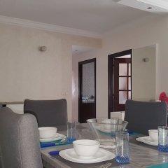 Отель Appartement au cœur de rabat Марокко, Рабат - отзывы, цены и фото номеров - забронировать отель Appartement au cœur de rabat онлайн балкон