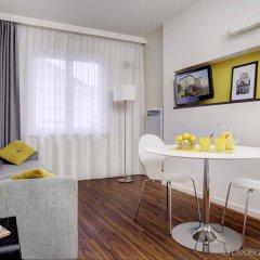 Отель Citadines Sainte-Catherine Brussels комната для гостей фото 2