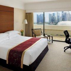 Отель PARKROYAL COLLECTION Marina Bay Сингапур комната для гостей фото 5