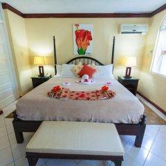 Отель Franklyn D. Resort & Spa All Inclusive комната для гостей фото 3