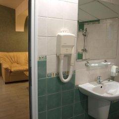 Отель Paralax Hotel Болгария, Варна - отзывы, цены и фото номеров - забронировать отель Paralax Hotel онлайн ванная фото 2