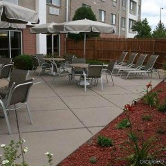 Отель Fairfield Inn And Suites By Marriott Mall Of America Блумингтон
