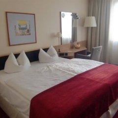 Отель NH Dresden Neustadt комната для гостей фото 2