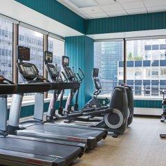 Отель Courtyard by Marriott New York City Manhattan Midtown East фитнесс-зал фото 4
