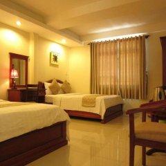 Отель Hoang Hoang Hotel Вьетнам, Хошимин - отзывы, цены и фото номеров - забронировать отель Hoang Hoang Hotel онлайн комната для гостей фото 4