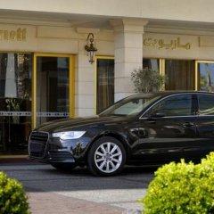 Отель Amman Marriott Hotel Иордания, Амман - отзывы, цены и фото номеров - забронировать отель Amman Marriott Hotel онлайн парковка