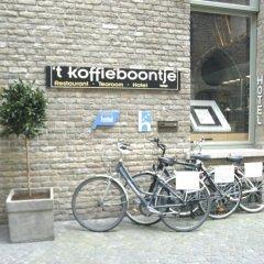 Отель Koffieboontje Бельгия, Брюгге - 1 отзыв об отеле, цены и фото номеров - забронировать отель Koffieboontje онлайн фото 11