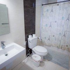 Отель Tumon Bel-Air Serviced Residence США, Тамунинг - отзывы, цены и фото номеров - забронировать отель Tumon Bel-Air Serviced Residence онлайн ванная