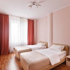 Гостиница Дом Апартаментов Тюмень комната для гостей фото 5