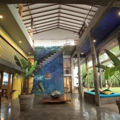 Отель Saffron & Blue - an elite haven интерьер отеля фото 3