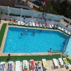 Апарт- Tuntas Suites Altinkum Турция, Алтинкум - отзывы, цены и фото номеров - забронировать отель Апарт-Отель Tuntas Suites Altinkum онлайн бассейн фото 2