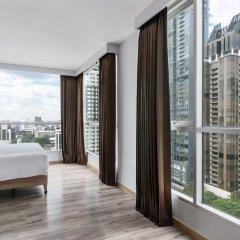 Отель Adelphi Grande Sukhumvit By Compass Hospitality Бангкок балкон