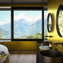 Отель Eremita-Einsiedler Меран ванная фото 2